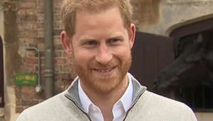 Prince Harry: Son's birth 'was amazing, absolutely incredible'