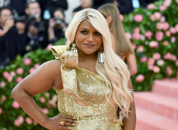 b8e3830870 Mindy Kaling attends The Metropolitan Museum of Art's Costume Institute  benefit gala celebrating the opening of