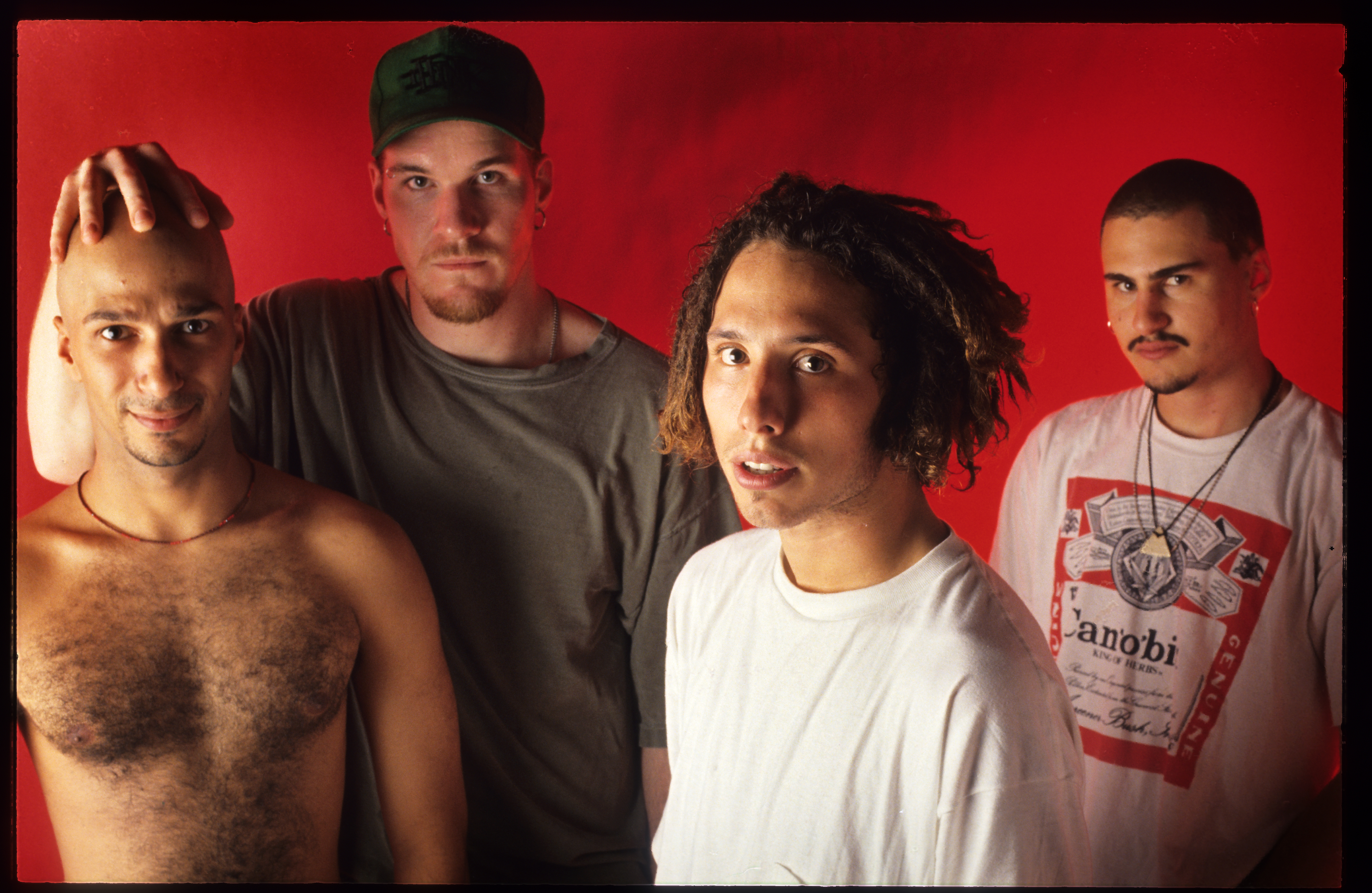 Rage against the machine naked picture 95