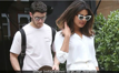 Priyanka Chopra and Nick Jonas in London (Image courtesy: pc_our_heartbeat)