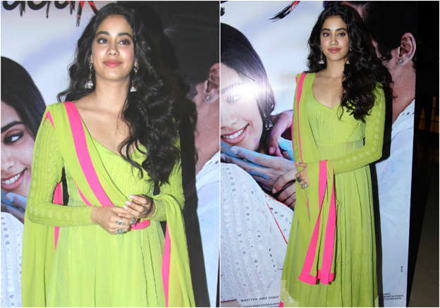 DHADAK: The many moods of Janhvi Kapoor