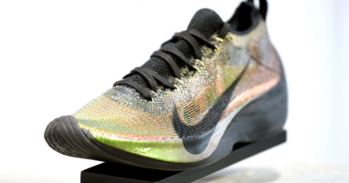size 40 09694 37649 Nike s lightning shoes hint at power of technology to skew elite competition