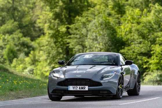 2019 Aston Martin Db11 Overview Msn Autos