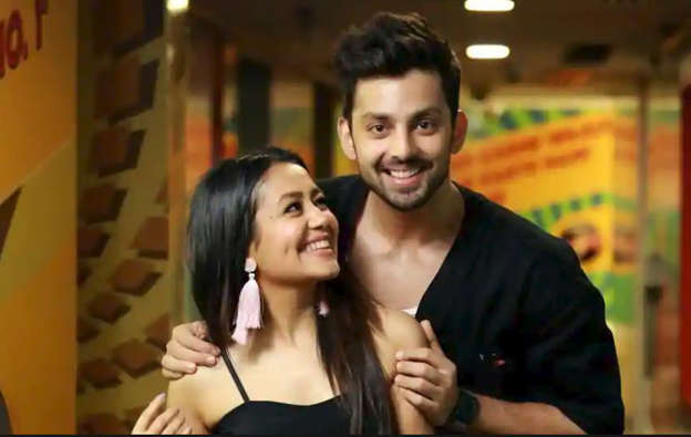 Neha Kakkar in tears as she confirms relationship with actor Himansh