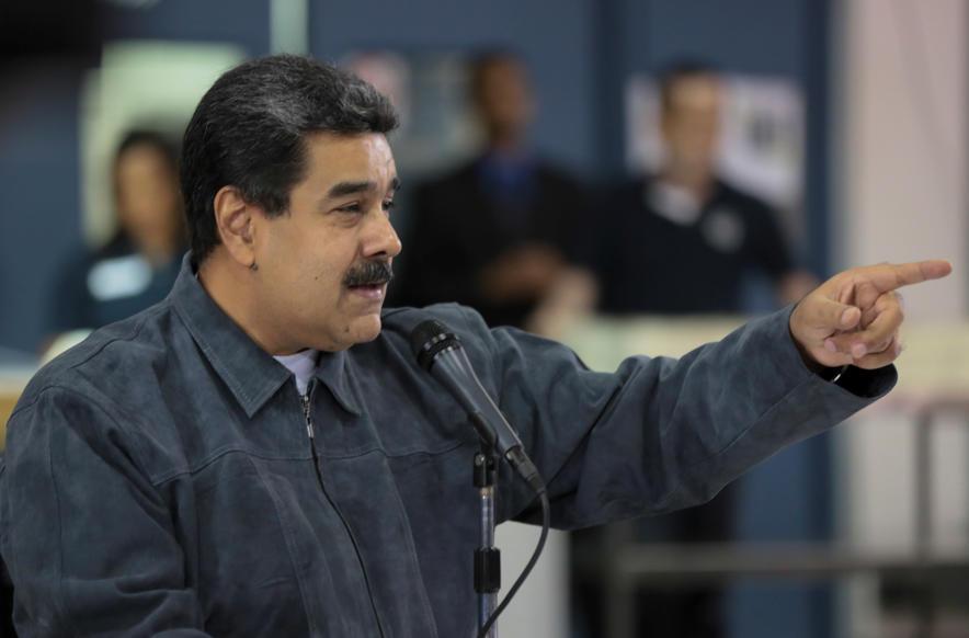 Diapositiva 2 di 42: Nicolás Maduro