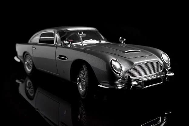 James Bond Might Not Drive An Aston Martin In The Next 007 Film