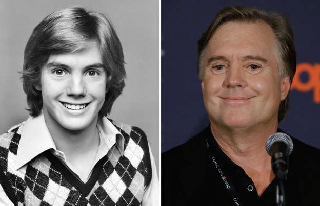Tv Stars Of The 70s Then And Now