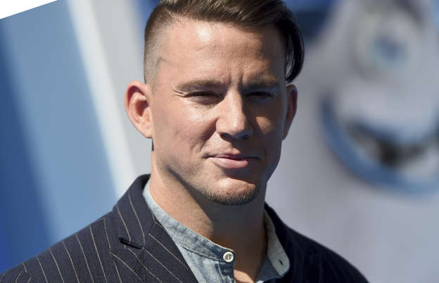 6842b89e2fba Channing Tatum Says He s Ready To Get Back to Work After Quiet Year