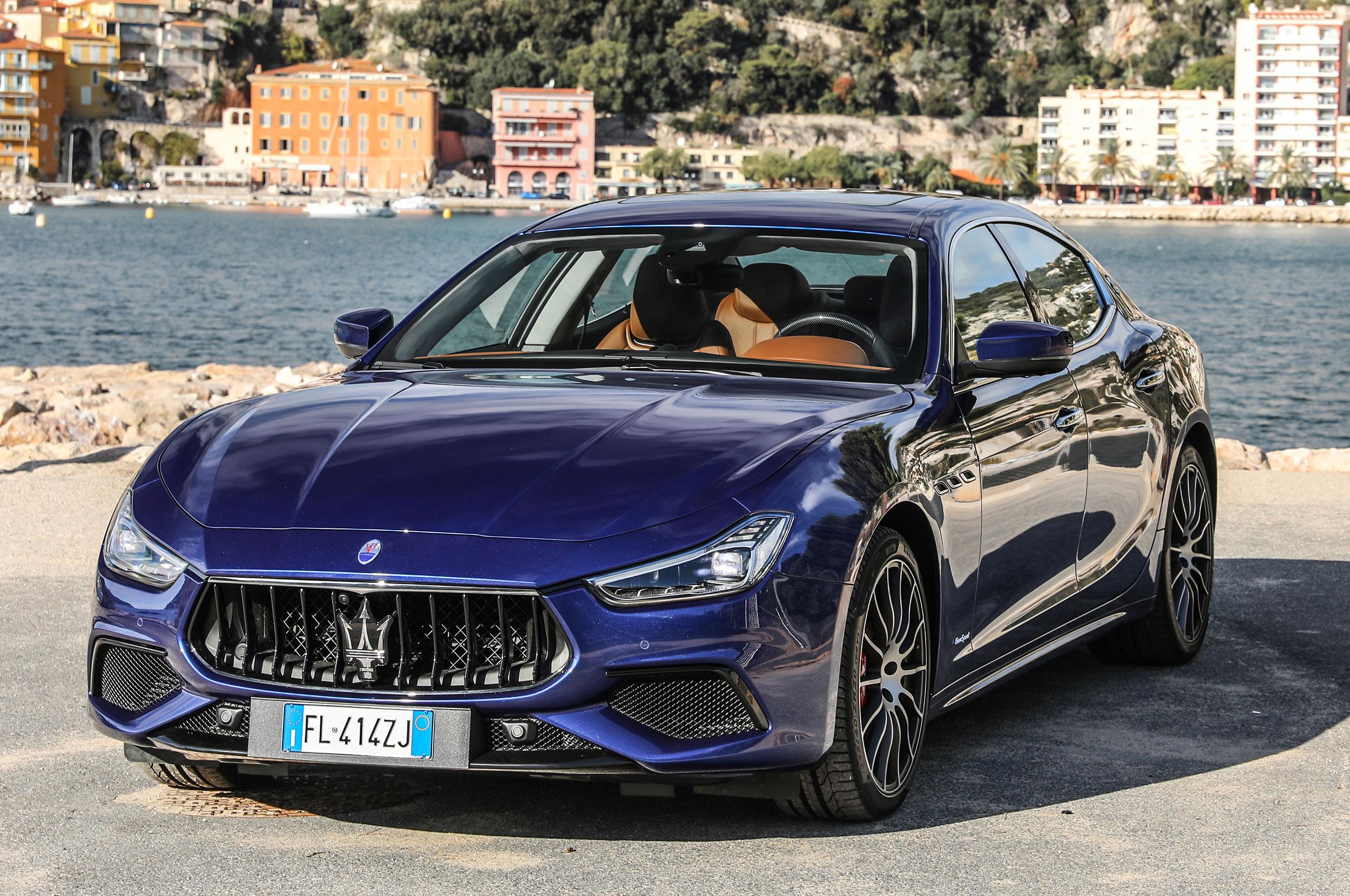 2019 Maserati Ghibli Photos And Videos