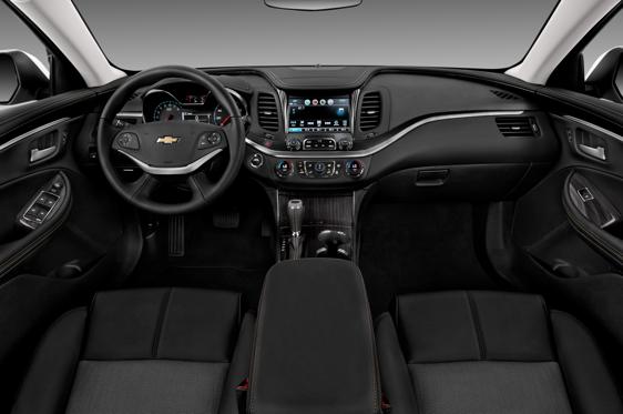 2019 Chevrolet Impala Interior Photos Msn Autos