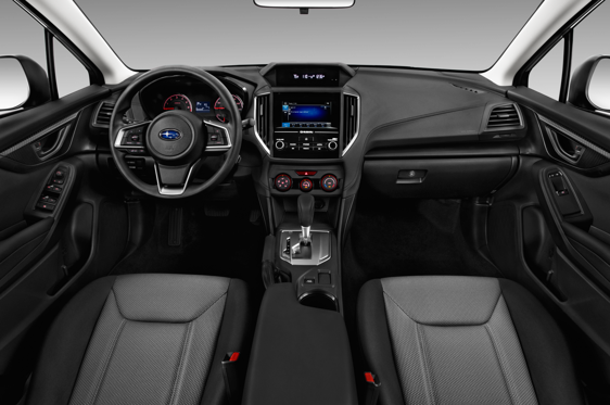 2019 Subaru Crosstrek 2 0i Premium Cvt Interior Photos Msn Autos