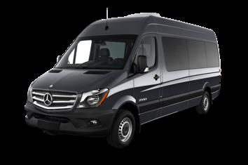 2017 Mercedes Benz Sprinter Passenger Van 2500 144 Wb Interior