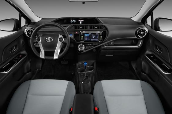 Slide 1 Of 11 2017 Toyota Prius C