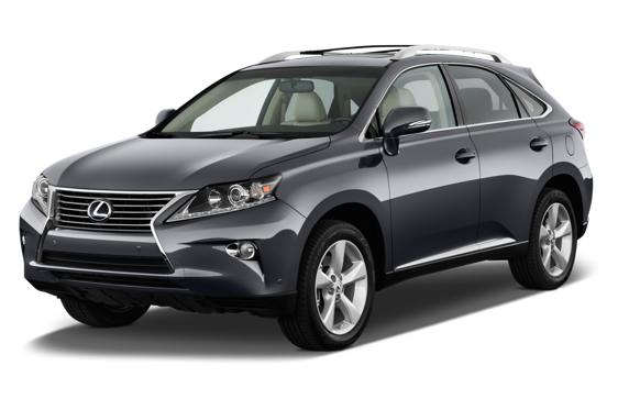 Slide 1 of 25: 2015 Lexus RX
