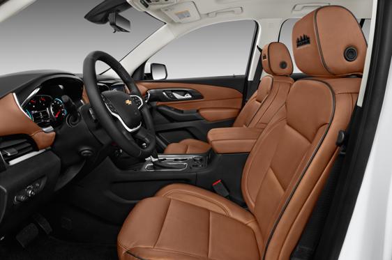 2019 Chevrolet Traverse Interior Photos - MSN Autos