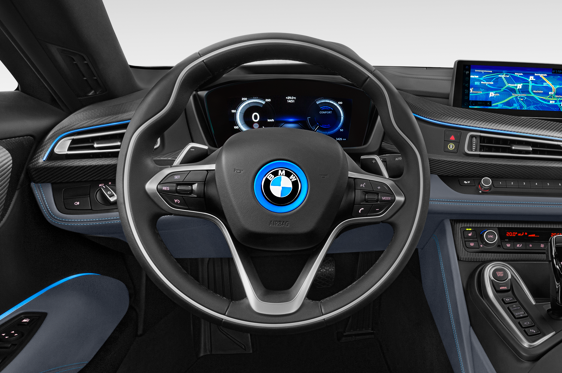 2019 Bmw I8 Interior Photos Msn Autos