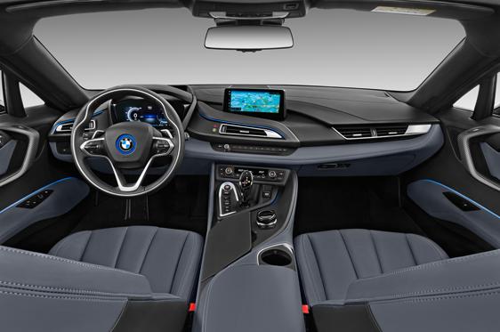 2019 Bmw I8 Interior Photos Msn Autos