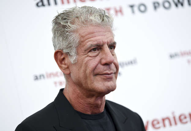 811e5f767b Anthony Bourdain s Final  Parts Unknown  Season Premieres With A  Heartbreaking Moment