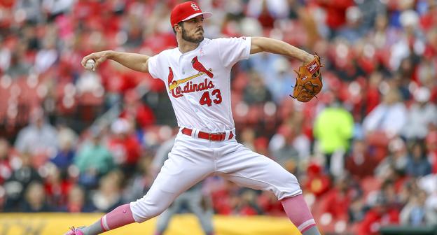 Dakota Hudson #43 News, Stats, Photos - St  Louis Cardinals