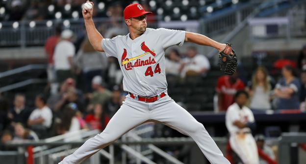 Luke Gregerson 44 News Stats Photos St Louis Cardinals