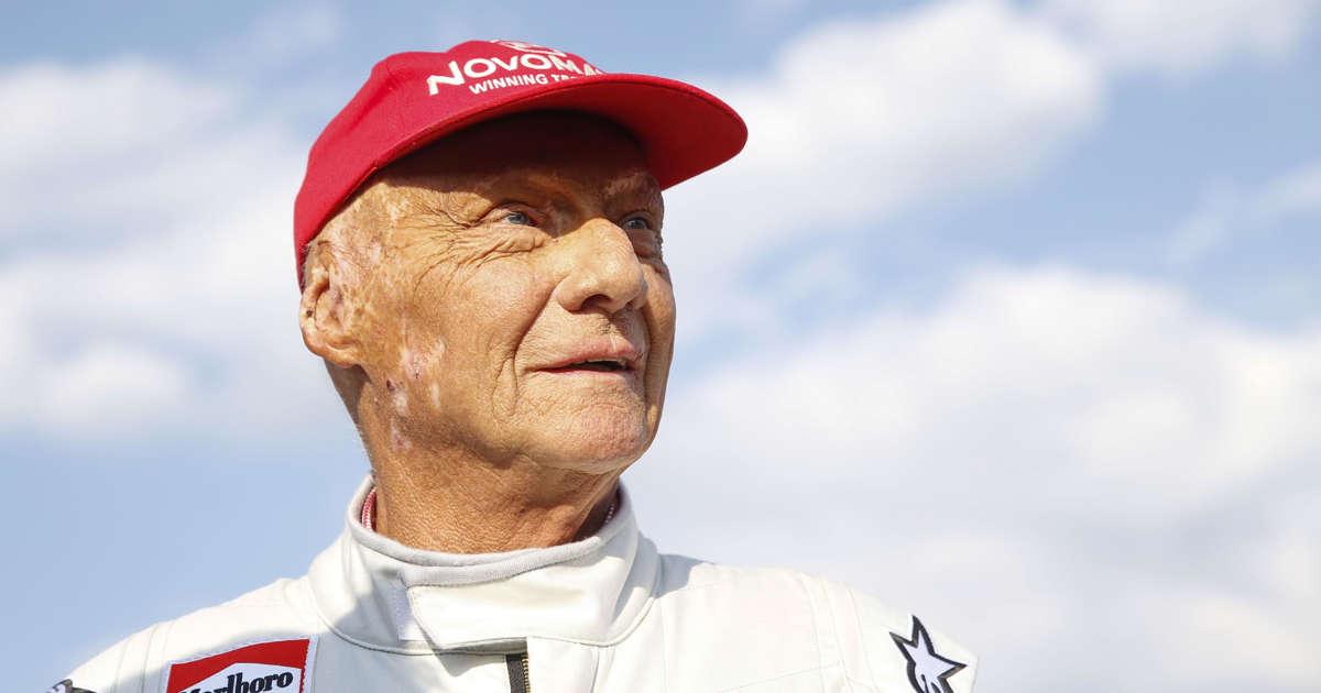 F1 champion and aviation entrepreneur Niki Lauda dies at 70