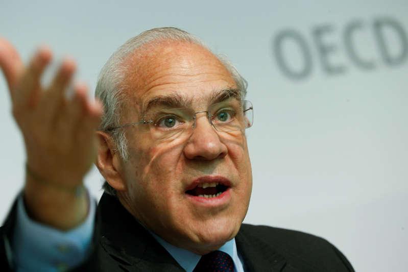 Jose Angel Gurria , General Secretary of the OECD (