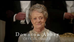 a close up of Maggie Smith: Welcome to a new era. We've been expecting you. Watch the new trailer now for #DowntonAbbeyFilm, only in theaters this September.   The television series Downton Abbey followed the lives of the Crawley family and the servants who worked for them at the turn of the 20th century in an Edwardian English country house.  Over its 6 seasons, the series garnered 3 Golden Globe Awards, 15 Primetime Emmy Awards, 69 Emmy nominations in total, making Downton Abbey the most nominated non-US television show in the history of the Emmys - even earning a Special BAFTA award and a Guinness World Record for the highest critically rated TV show along the way.  https://twitter.com/DowntonAbbey https://www.facebook.com/DowntonAbbey https://www.instagram.com/downtonabbey_official http://www.downtonabbeyfilm.com