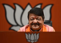 Oppn must respect democracy: BJP Bengal in-charge Kailash Vijayvargiya