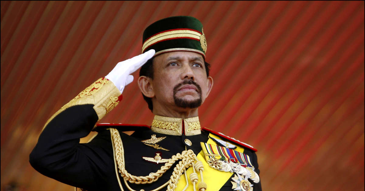 Brunei's sultan returns Oxford degree after gay sex death penalty