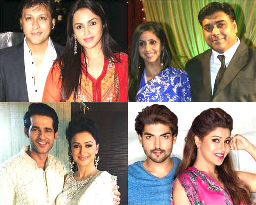 Nach Baliye 9 Contestants And Ex Lovers Urvashi Dholakia And Anuj