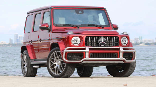2019 Mercedes Amg G63 Review Hits The Spot