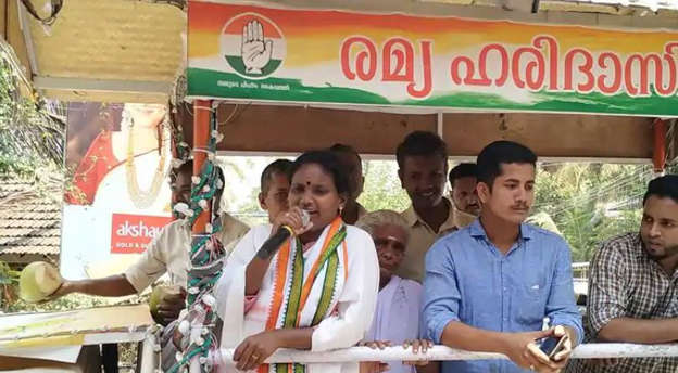 Storming a Communist bastion, Congress sends it's first woman Dalit