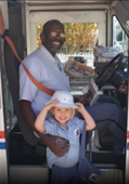 Community celebrates its mail carrier and friend
