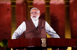 Minorities made to live in fear: PM Modi