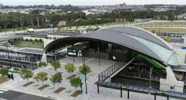 Sydney's driverless Metro line opens