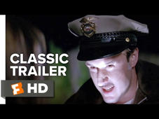 a person with hat: Starring: Neve Campbell, Courteney Cox, and Drew Barrymore Scream (1996) Official Trailer 1 - Neve Campbell Movie  Sidney, attempting to cope with her mother's mysterious murder, and her horror movie-obsessed friends are stalked by an unknown killer who seems to have a hard time letting the past go.  Subscribe to CLASSIC TRAILERS: http://bit.ly/1u43jDe Subscribe to TRAILERS: http://bit.ly/sxaw6h Subscribe to COMING SOON: http://bit.ly/H2vZUn We're on SNAPCHAT: http://bit.ly/2cOzfcy Like us on FACEBOOK: http://bit.ly/1QyRMsE Follow us on TWITTER: http://bit.ly/1ghOWmt  Welcome to the Fandango MOVIECLIPS Trailer Vault Channel. Where trailers from the past, from recent to long ago, from a time before YouTube, can be enjoyed by all. We search near and far for original movie trailer from all decades. Feel free to send us your trailer requests and we will do our best to hunt it down.
