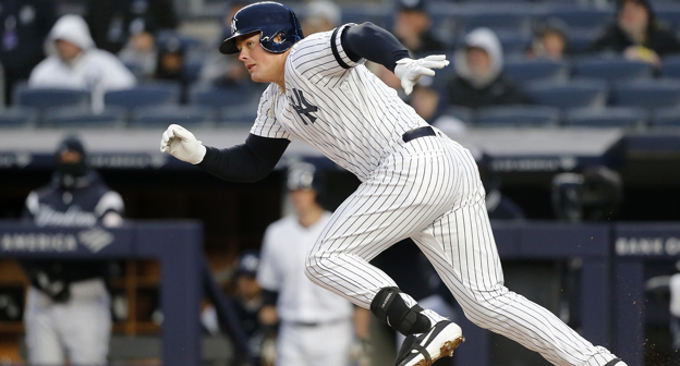 80b35cbc7 Luke Voit #45 News, Stats, Photos - New York Yankees - MLB - MSN Sports