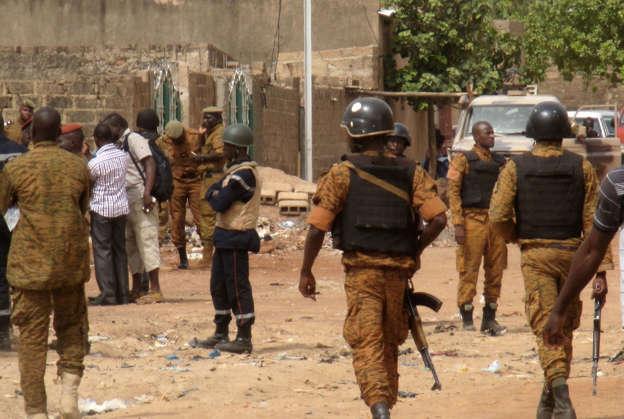 Image result for Gunmen kill six during Catholic mass in burkina faso