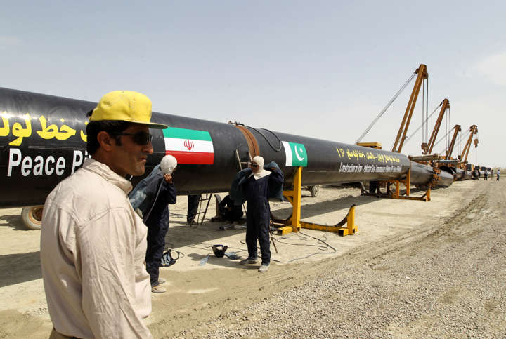 US sanctions: Pakistan refuses to work on gas pipeline project with Iran