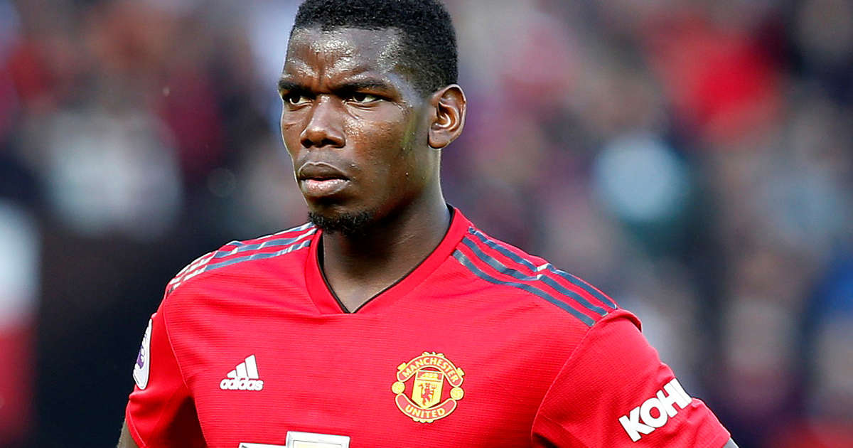 a69f0fc2dc1 Paul Pogba abused by Man United fans after Old Trafford defeat to Cardiff  City