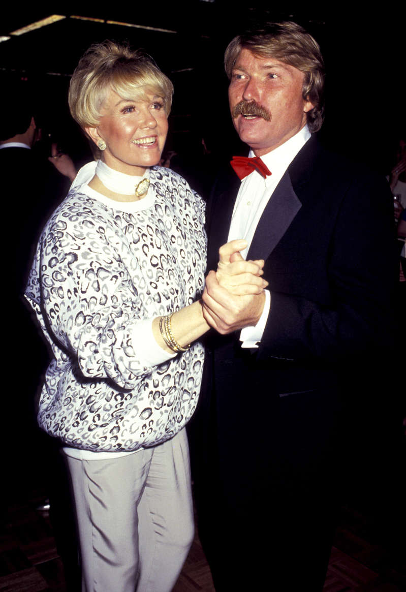 Doris Day and son Terry Melcher (Photo by Jim Smeal/WireImage)