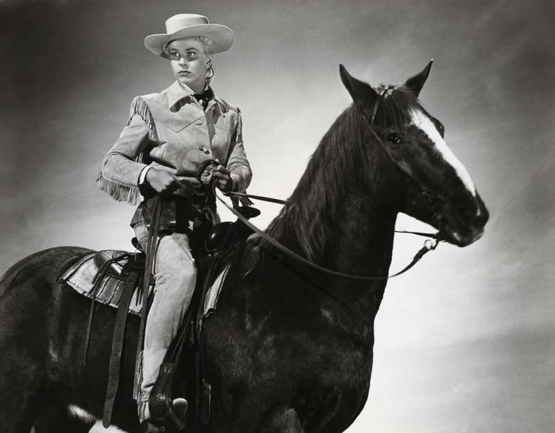 From the 1953 film Calamity Jane.