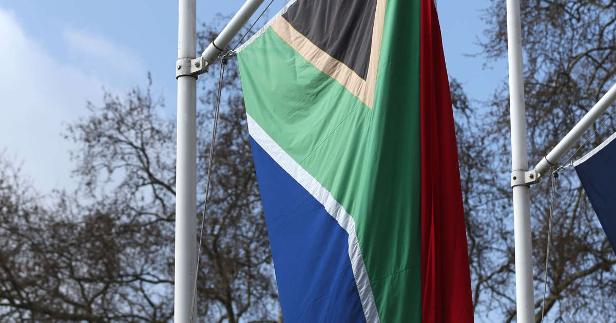 WATCH: SA Flag creator, Fred Brownell, remembered