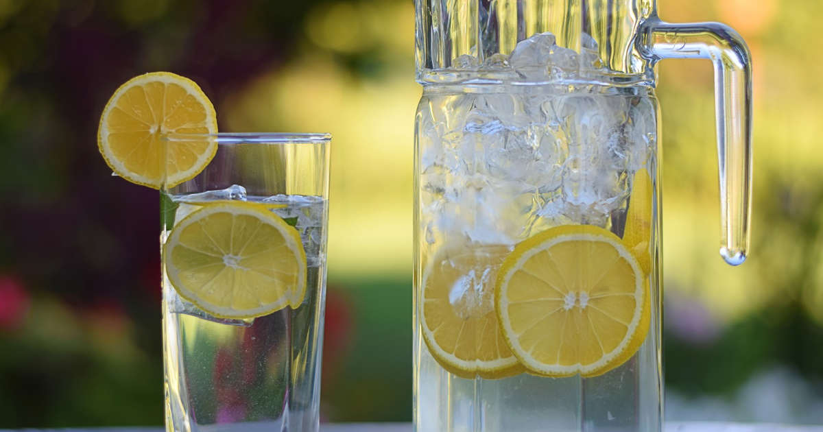I drank lemon water every morning for a week — and saw results