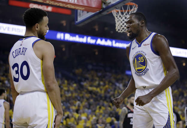 47ca825e156 Opinion  Are Warriors better without Kevin Durant  It s more complicated  than that