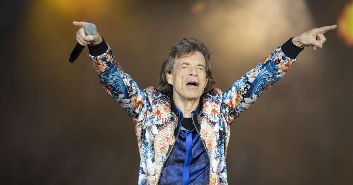 Mick Jagger kova nainen Single