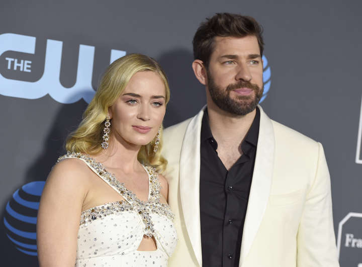 John Krasinski Emily Blunt Wedding.Emily Blunt John Krasinski Having Marriage Problems