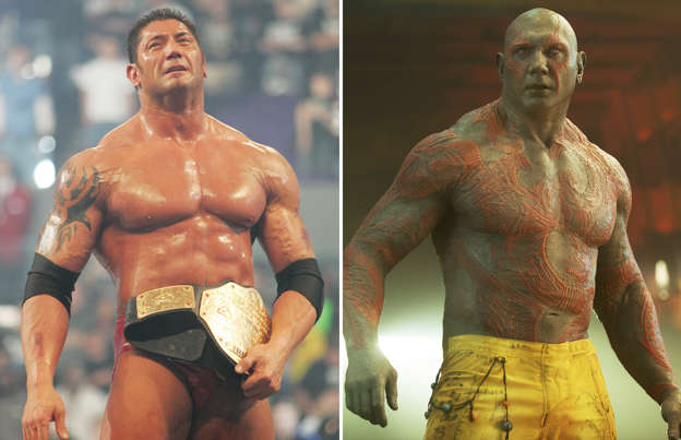 12 famous WWE wrestlers in films