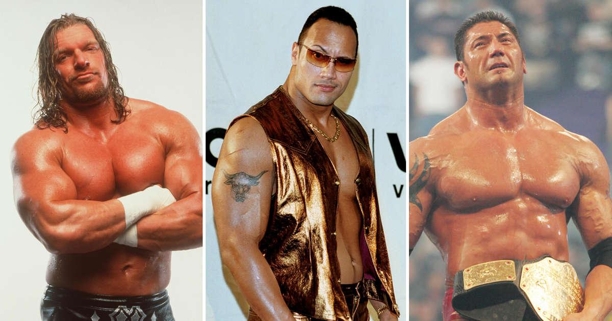 12 famous WWE wrestlers in films