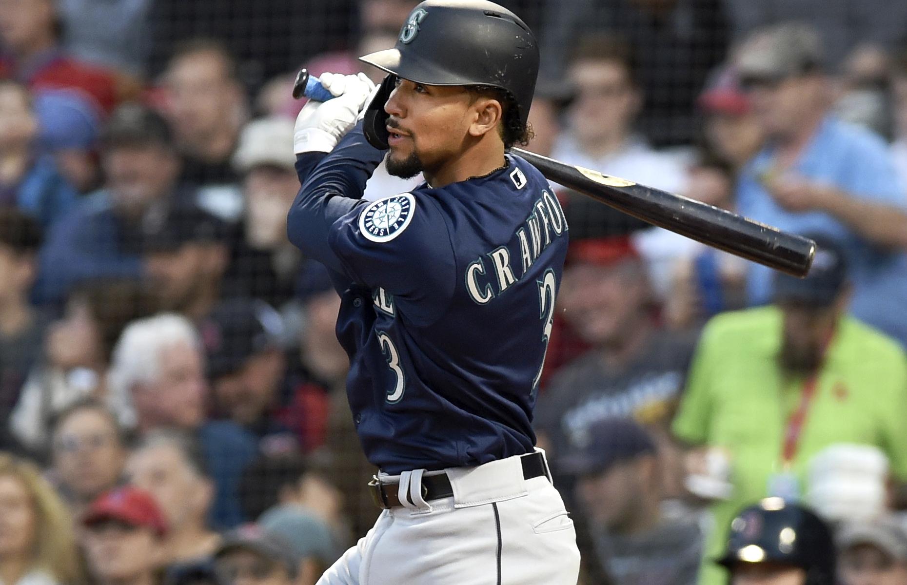 J.P. Crawford #3 News, Stats, Photos - Seattle Mariners - MLB - MSN